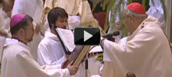 Click here to view a slideshow of Bishop Thomas Dowd's Ordination